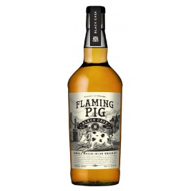 WHISKY FLAMING PIG BLACK CASK CL.70