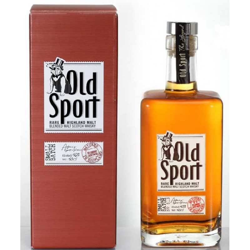 WHISKY OLD SPORT CL.50