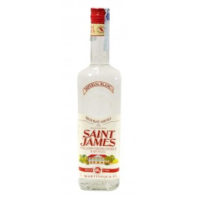 RUM SAINT JAMES IMPERIAL BLANC cl.70