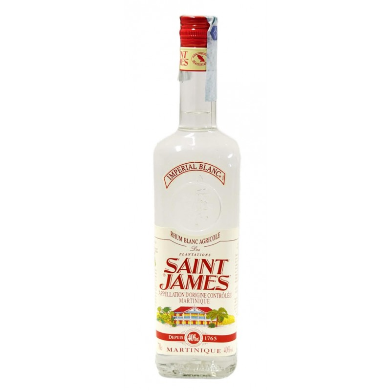 RHUM SAINT JAMES IMPERIAL BIANCO cl.70